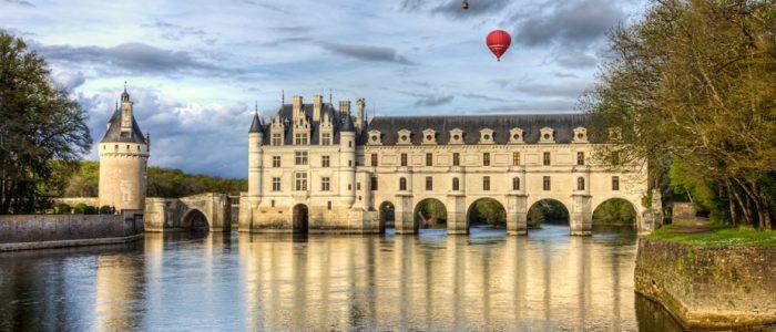 Un séjour au pays des Châteaux de la Loire