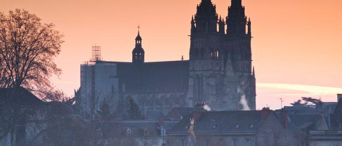 Visite de la cathédrale Saint-Gatien à Tours